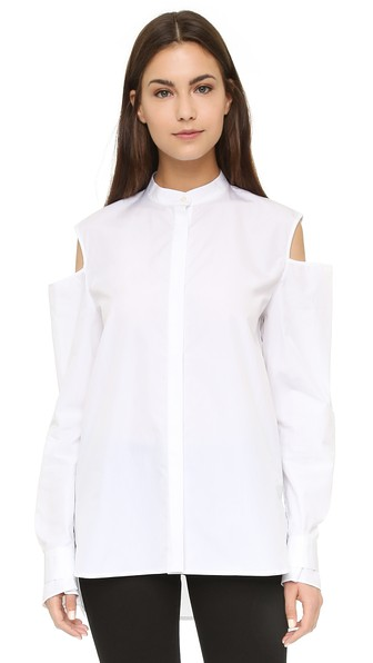 Thakoon-Open-Shoulder-Shirt-_-SHOPBOP