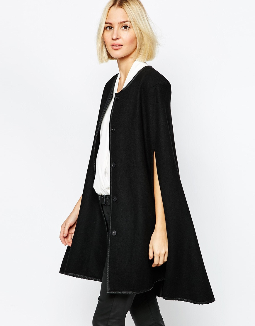 Selected-Colline-Cape-in-Black_asos